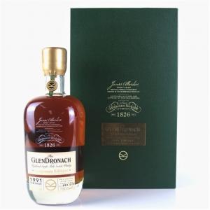 Glendronach 1991 Kingsman Edition 25 Year Old