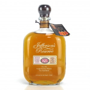 Jefferson's Reserve Very Small Batch Bourbon / K&L Wines Exclusive