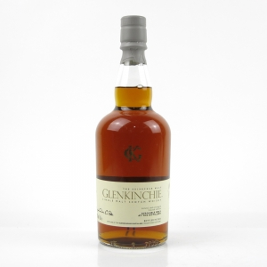 Glenkinchie Cask Strength Distillery Exclusive 2010