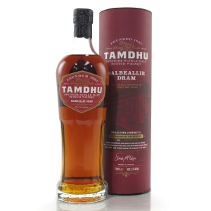 Tamdhu Collector's Journey #01 / Dalbeallie Dram