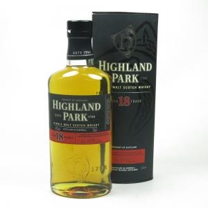 Highland Park 18 Year Old