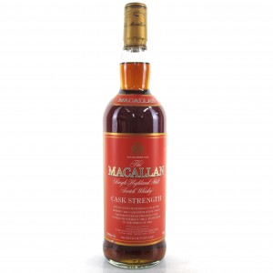 Macallan Cask Strength 75cl / US Import