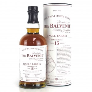 Balvenie 15 Year Old Single Barrel #2027 / Sherry Cask