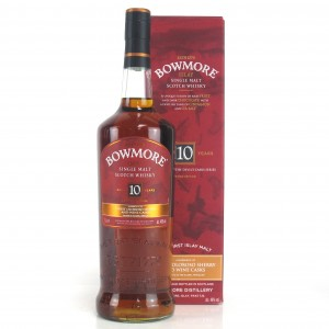 Bowmore 10 Year Old Devil's Cask Inspired 1 Litre