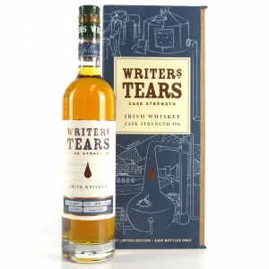 Writer's Tears Cask Strength 2017