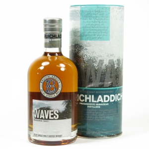 Bruichladdich Waves 2nd Edition Front