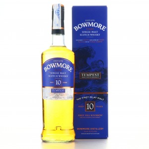 Bowmore 10 Year Old Tempest Batch #5