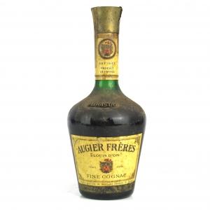 Augier Freres Louis d'Or Fine Cognac 1970s