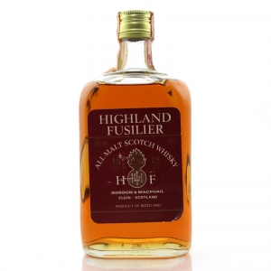 Highland Fusilier 15 Year Old Blended Malt