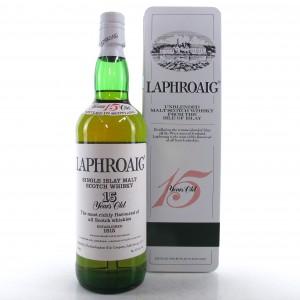 Laphroaig 15 Year Old 75cl / US Import