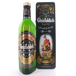 Glenfiddich Clans of the Highlands 1980s / Clan Kennedy