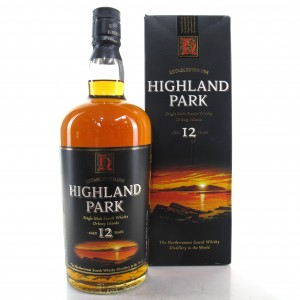 Highland Park 12 Year Old 1 Litre