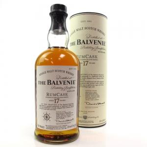 Balvenie 17 Year Old Rum Cask