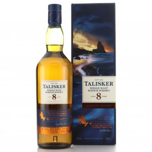 Talisker 2009 Cask Strength 8 Year Old Limited Edition