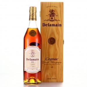 Delamain 1968 Grande Champagne 34 Year Old Cognac
