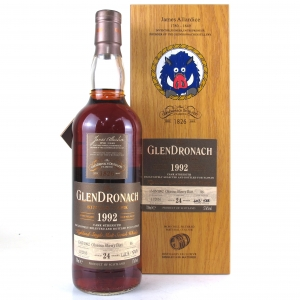 Glendronach 1992 Single Cask 24 Year Old #98 / Taiwan Exclusive