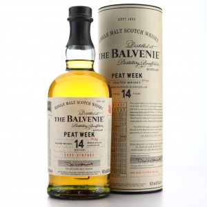 Balvenie 2002 Peat Week 14 Year Old