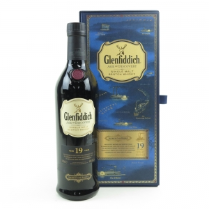 Glenfiddich 19 Year Old Age of Discovery Bourbon Cask