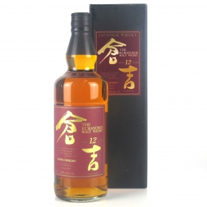 Kurayoshi 12 Year Old Malt Whisky 75cl / US Import