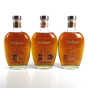 Four Roses Small Batch Limited Edition 2014, 2015, 2016 / 3 x 70cl