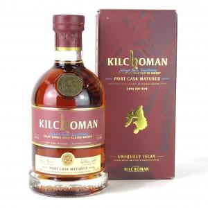 Kilchoman 2014 Port Cask Matured / 2018 Edition