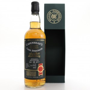 Arran 1996 Cadenhead's 22 Year Old