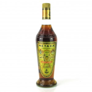 Metaxa Gold Label
