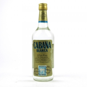 Cabana Blanca White Rum 1970s