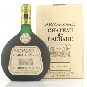 Chateau De Laubade Hors d'Age Bas Armagnac