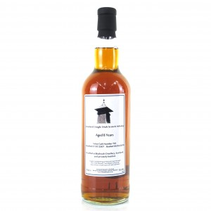 Bladnoch 2007 Whisky Broker 8 Year Old