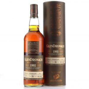 Glendronach 1992 Single Cask 26 Year Old #8316 / LMDW