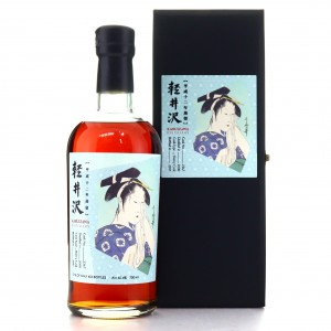 Karuizawa 2000 Single Sherry Cask #2267 / Miyaki Odori Geisha Label