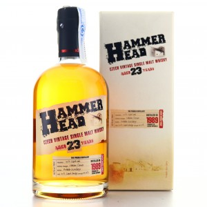 Hammer Head 1989 23 Year Old Czech Single Malt