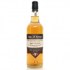 Arran 1996 Mac Y 10 Year Old / 10th Anniversary