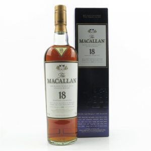 Macallan 1989 18 Year Old