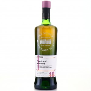Glendronach 2008 SMWS 10 Year Old 96.31
