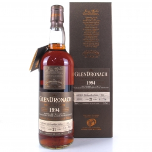 Glendronach 1994 Single Cask 21 Year Old #1189 / Distillery Exclusive