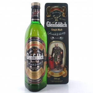 Glenfiddich Clans of the Highland 75cl / Clan Campbell