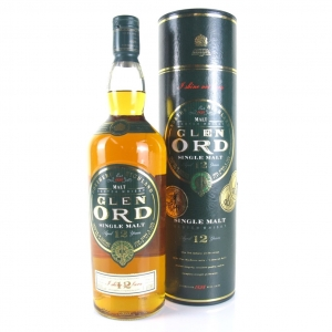 Glen Ord 12 Year Old 1990s 1 Litre