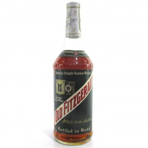 Old Fitzgerald 1963 Bonded 6 Year Old 100 Proof / Stitzel-Weller