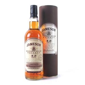 Jameson 12 Year Old Distillery Reserve