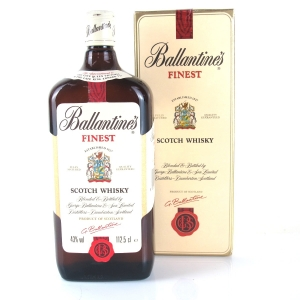 Ballantine's Finest Scotch Whisky 1970s 112.5cl