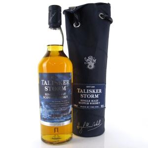 Talisker Storm / Atlantic Challenge