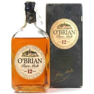 O'Brian 12 Year Old Pure Malt