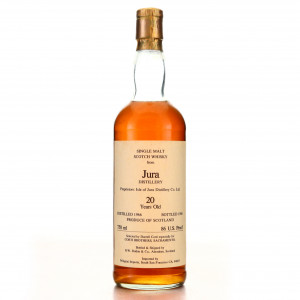 Jura 1966 R.W. Duthie for Corti Brothers 20 Year Old / US Import