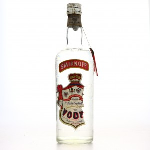 Smirnoff Vodka 40° 1950s
