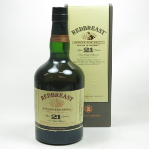 Redbreast 21 Year Old (US Import) 75cl Front