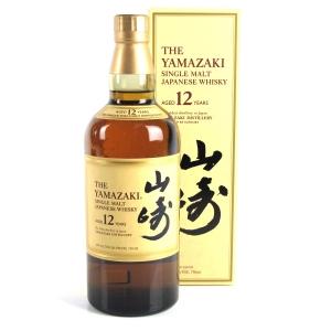 Yamazaki 12 Year Old / US Import