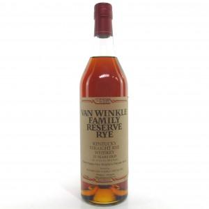 Van Winkle 13 Year Old Family Reserve Rye / 2008 Release