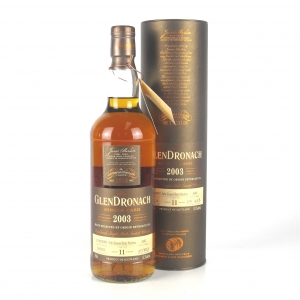 Glendronach 2003 Single Cask 11 Year Old #4103 75cl / Origin Beverage Co. US Exclusive